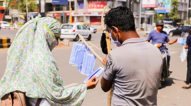 The plastic pandemic: Managing single-use plastics in india amidst Covid-19