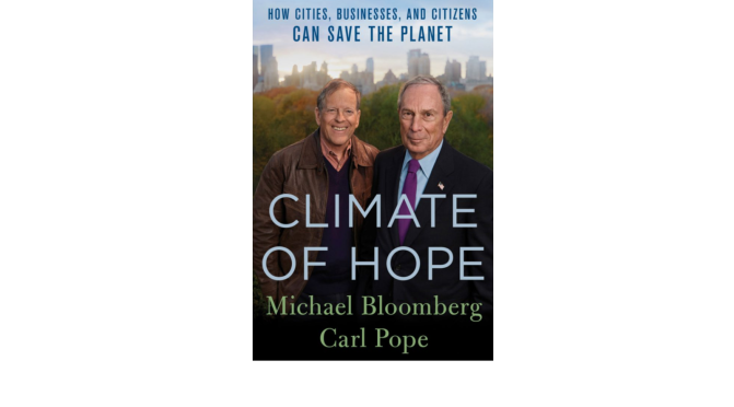 Book Insights: Climate of Hope